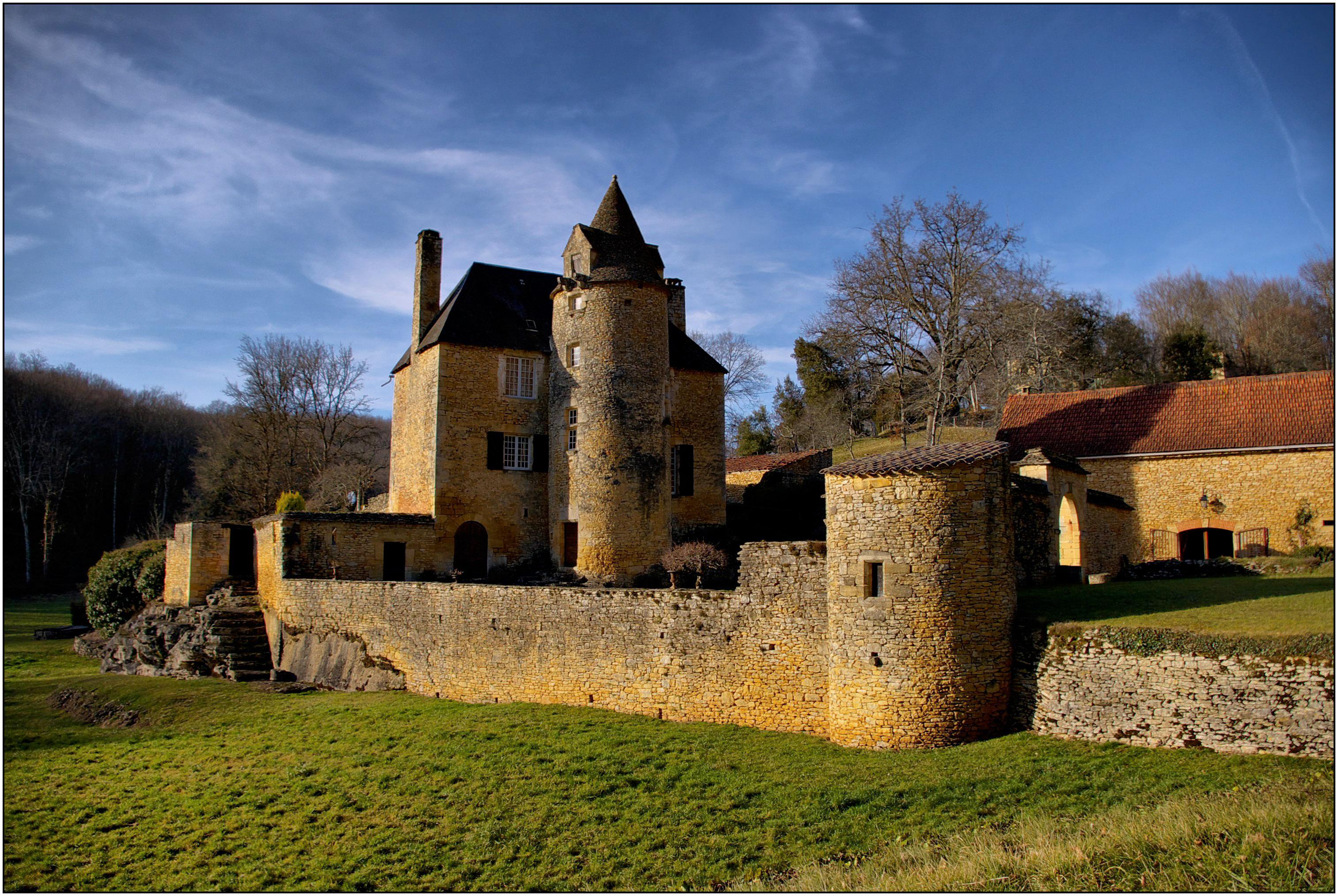 PROISSANS_Dordogne_-_Manoir_du_Cluzeau